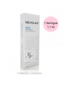 Pack of 10 REVOLAX DEEP WITHOUT LIDOCAINE