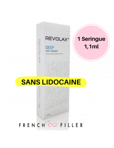 REVOLAX DEEP WITHOUT LIDOCAINE INJECTIONS