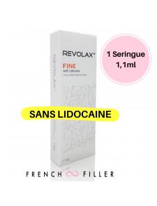 REVOLAX  FINE SANS LIDOCAINE