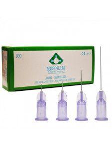 MESORAM NEEDLES 30G 0.3x13 MM