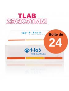 TLAB MICRO-CANNULAS 25G/50