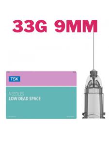 TSK needles LOW DEAD SPACE 33G 0,24x9mm