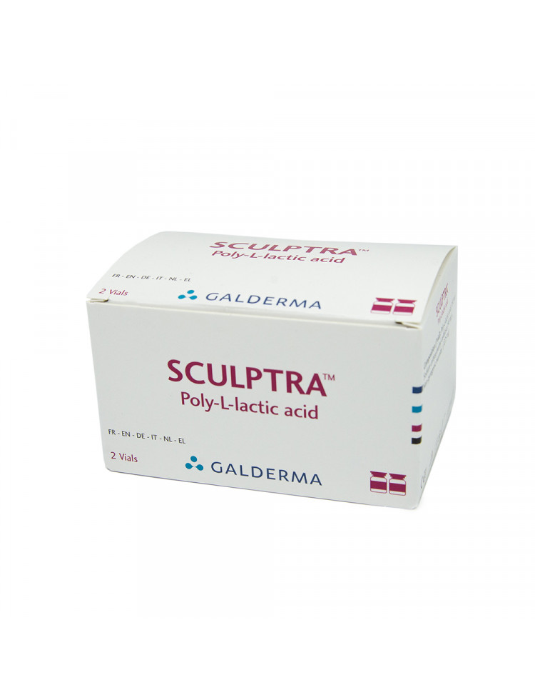 Sculptra Poly-L-lactic acid