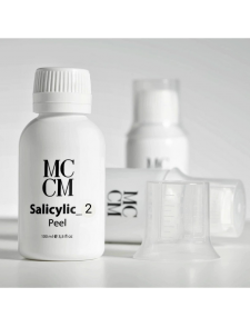 PEELING ACIDE SALICYLIQUE 20% (Traite l'intérieur des pores, et permet de combattre la graisse séborrhée