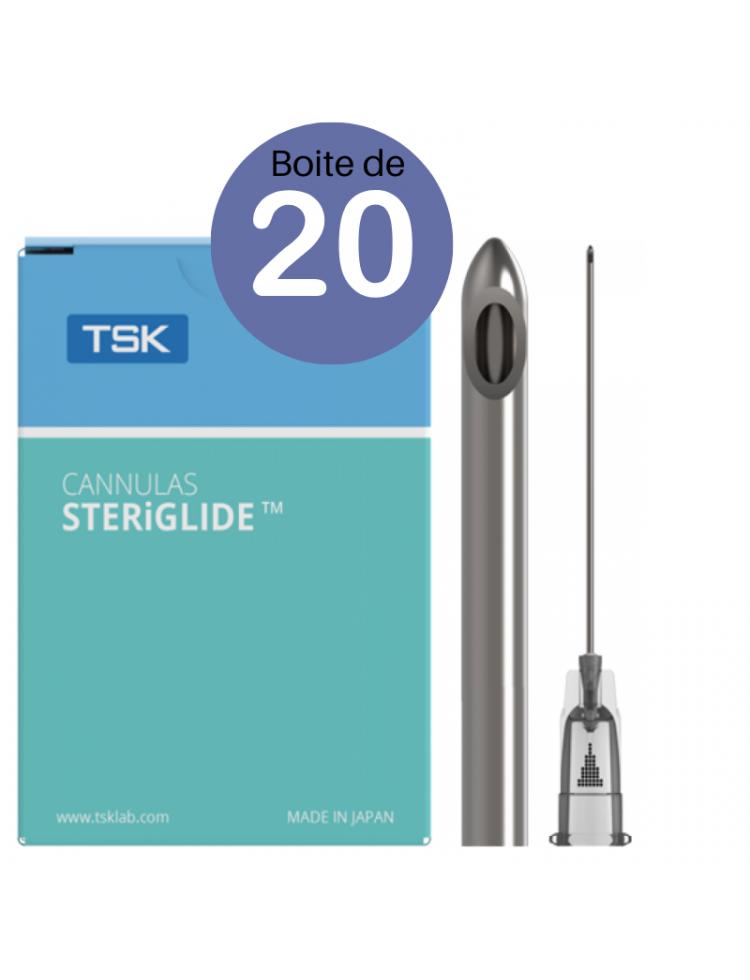 TSK STERiGLIDE 27Gx38mm cannulas