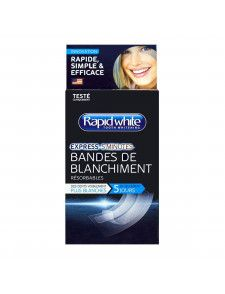 Rapid White bandes de...