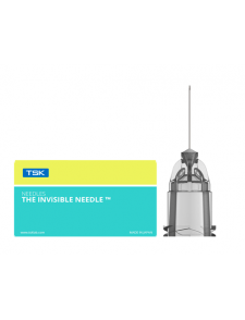 Invisible Needle TSK hypodermic needle