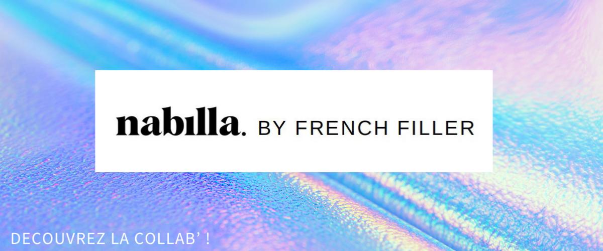Découvrez notre collab avec Nabilla Beauty